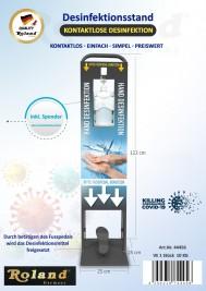 Desinfektionsstand/Hygienestation