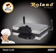 Roland Multigrill Teflon + Kasserolle Teflon