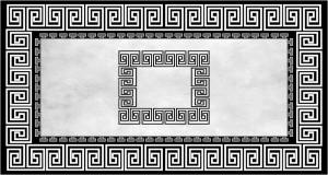 Roland 5er Teppich Set Waschbar 1038 WhiteBlack