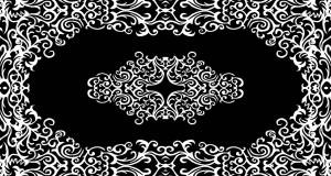 Roland 5er Teppich Set Waschbar 3001 Black