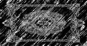 Roland 5er Teppich Set Waschbar 3182 Black