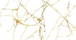 Roland 5er Teppich Set Waschbar 3245 Gold White