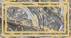 Roland 5er Teppich Set Waschbar 3247 Gold Grey