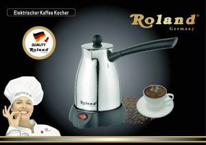 ROLAND elektrischer Kaffeekocher/ Elektrikli Cezve