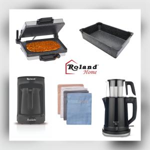 Roland 5in1 Set Schwarz