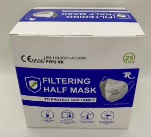 Atemschutzmaske FFP2 25 Stück