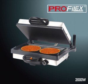 Profilex Multigrill Teflon Kontaktgrill Grill